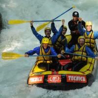 Rafting Nera